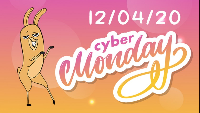 CYBER MONDAY SALES 12/04/20