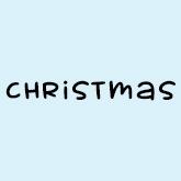 Christmas Single Line