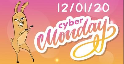 CYBER MONDAY SALES 12/01/20